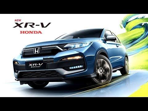 All-new HONDA XR-V (2021) - New Compact SUV! - YouTube ...
